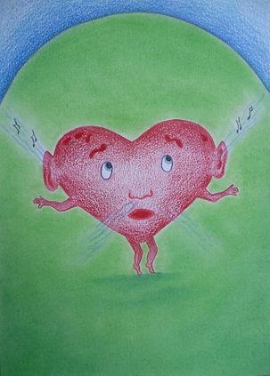 Overallert en allert zijn, overprikkeld zijn, overweldig zijn, overspannen zijn kunnen allemaal tekenen zijn van onverwerkte emoties uit onverwerkte traumatische gebeurtenissen.
