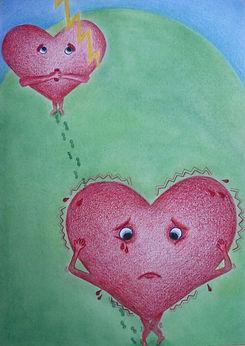 Trauma zorgt voor emotionele wonden. Trauma zorgt voor heftige emoties van machteloosheid, paniek, nood, shock en chronische stress, hyperarousel of hypo-arousel.