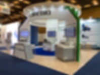 Fujirebio Exhibition Stand