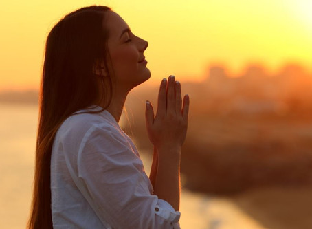 """Jesus never said, """"If you had more faith, God would answer your prayers."""""""