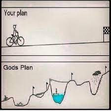 Your Plans or God's Plans?