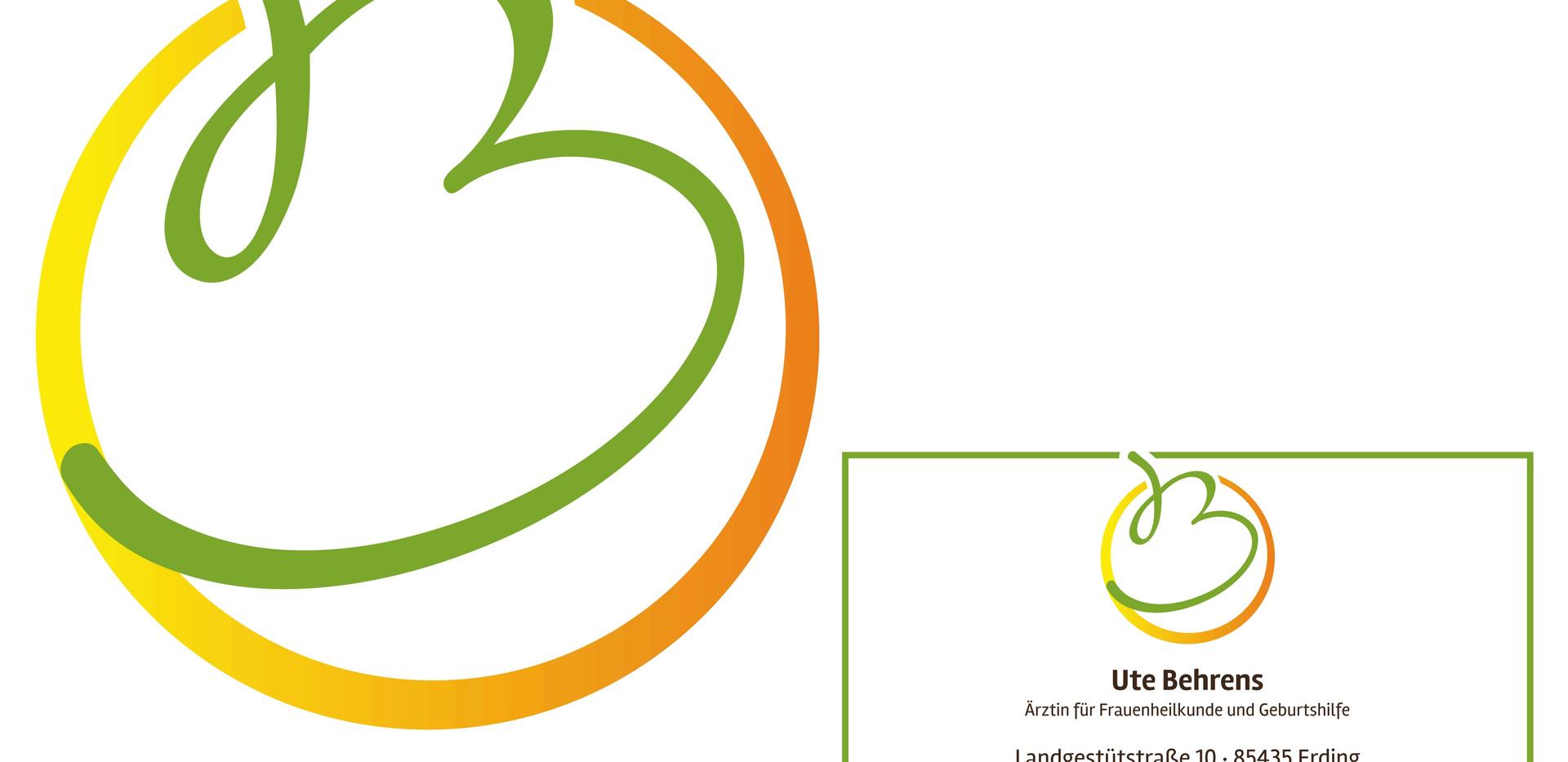Logoentwicklung Frauenärztin