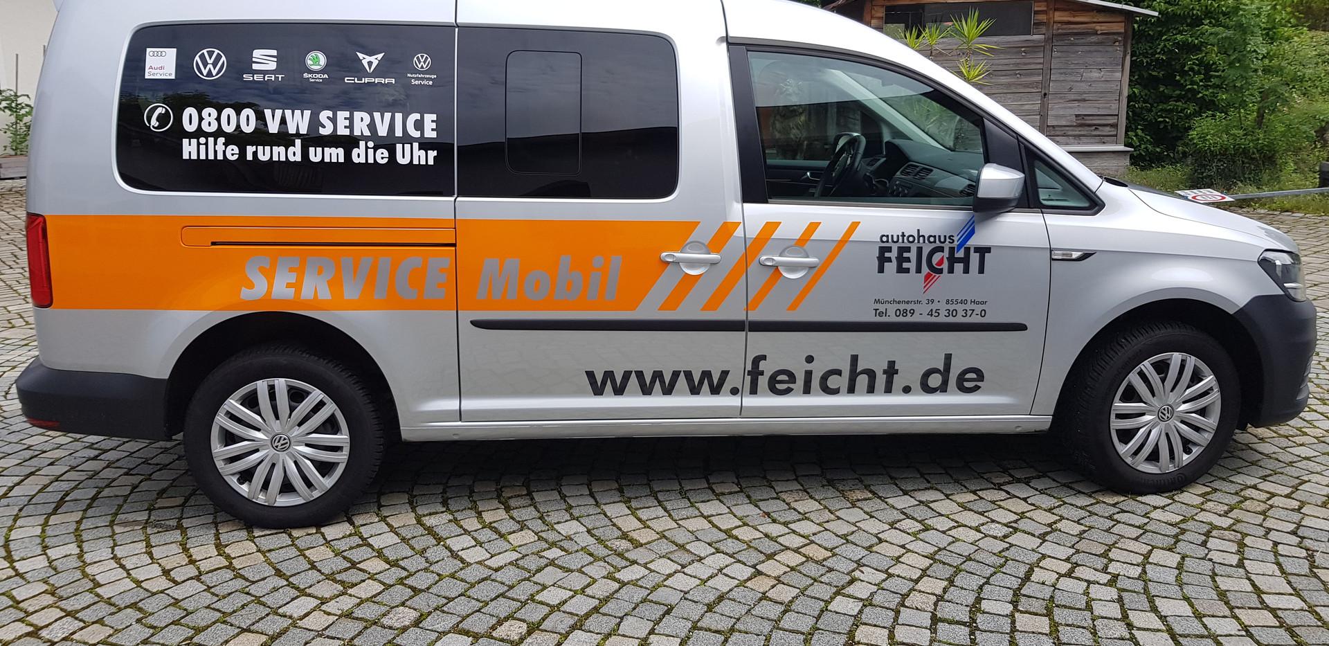 Service Mobil Autohaus Feicht