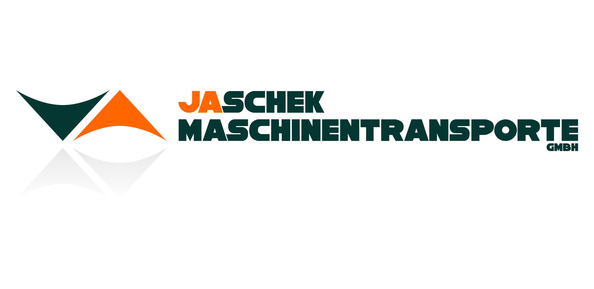 Logoentwicklung, Büroausstattung Maschinenschwertransporte