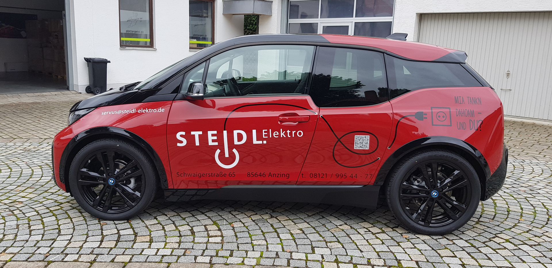 Elektro Steidl i3