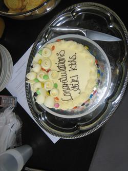 Kids Grade Cake