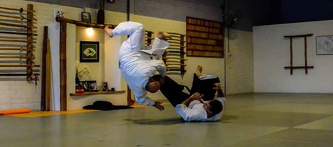 Darius throws Clint