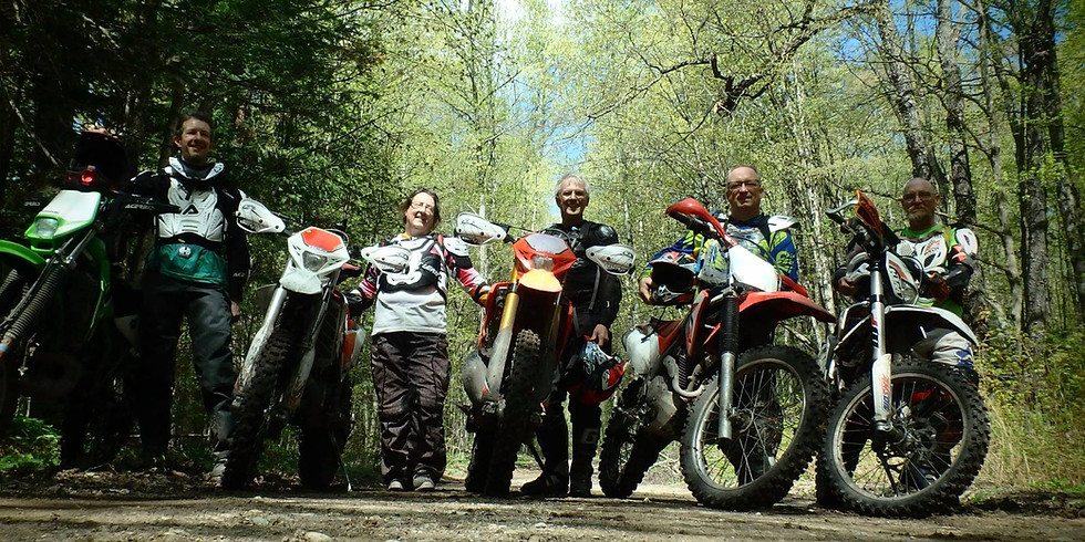 Huntersville Trail Ride 2021