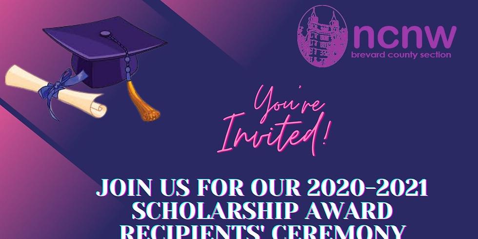 NCNW Brevard Scholarship Award Ceremony