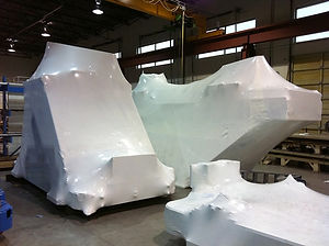 industriële verpakking van materiaal