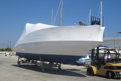 Startpakket om zelf je boot in te pakken!
