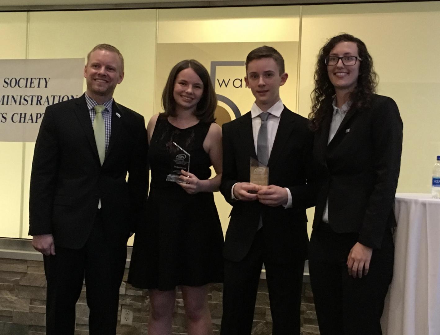 Leaders in Lowell Award