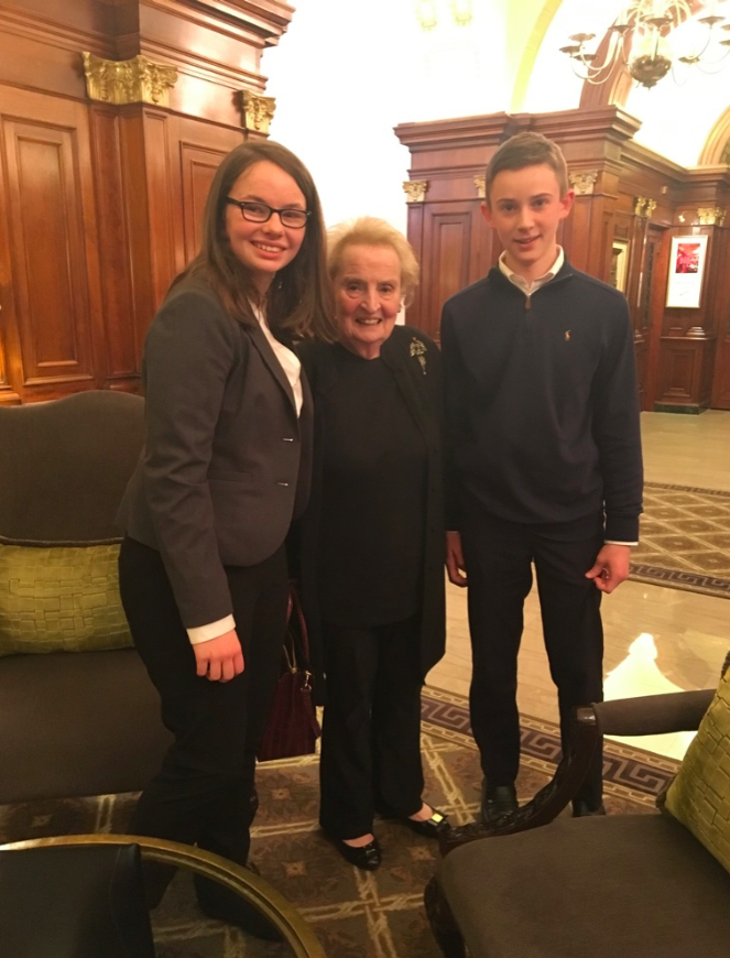 Meeting Secretary Albright