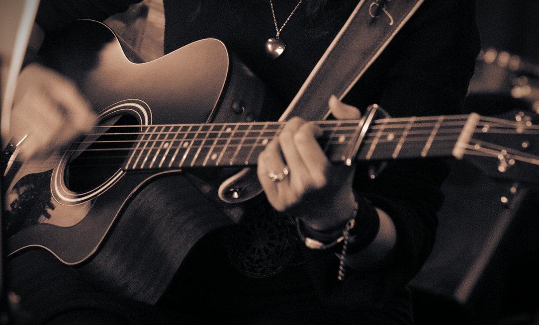 My Tayler guitar