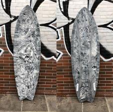 Cosmic Fish - Epóxi