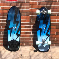 Simulador de Surf skate wolv
