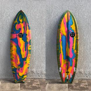 Fish 5 - Epóxi