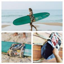 Wolv Surf Bag (41cm x 46cm)