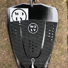 Deck Traseiro Wolv Black