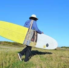 Wolv Sup/Surf Bag (53cm x50cm)