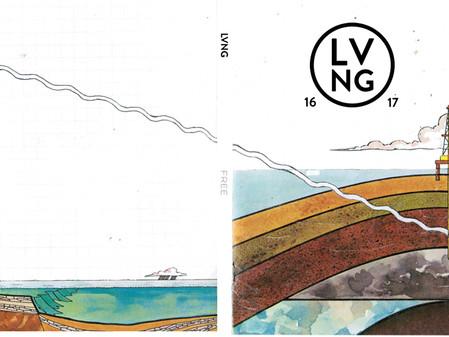 Poem published in LVNG Magazine