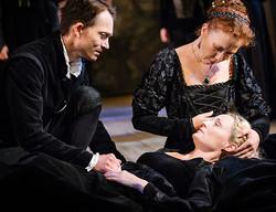 The murder in Mantua Drottningholm C