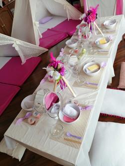 mesa de spa