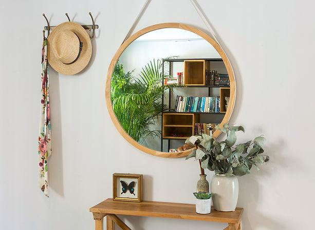 Interior Design Barcelona mirror