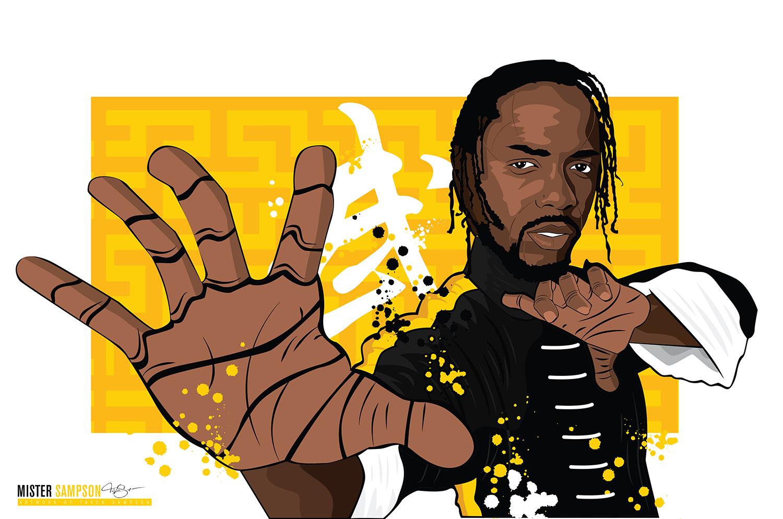 """Kung Fu Kenny"""