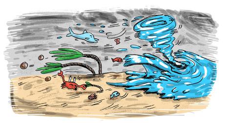 UT researchers study Hurricane Harvey's effects