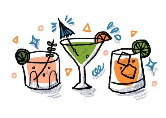 Funky Margaritas!
