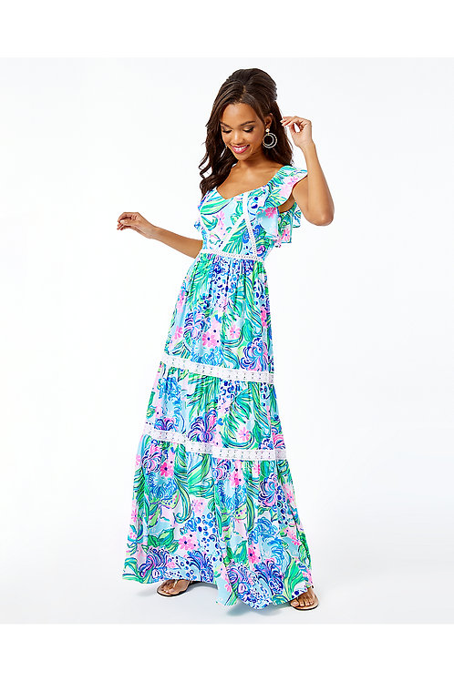 Ivie Maxi Dress - Lilly Pulitzer