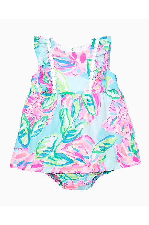 Annabelle Infant Dress - Lilly Pulitzer