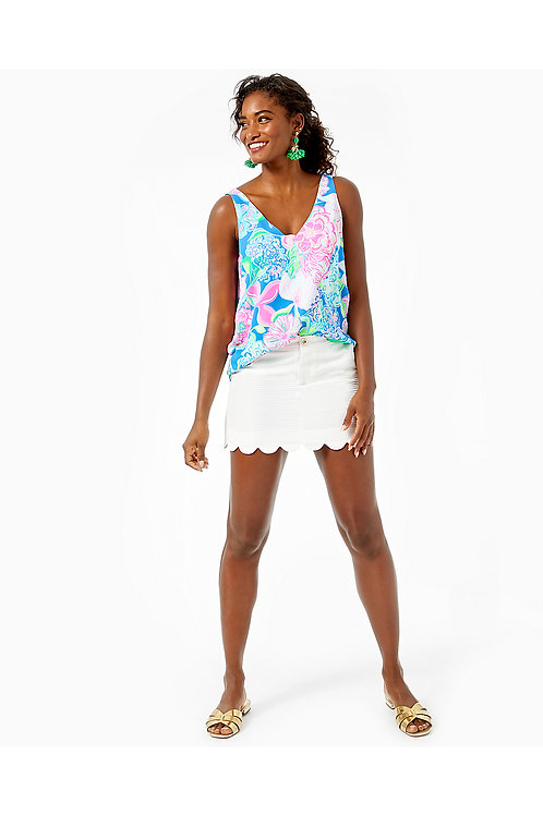 Florin Reversible Tank Top - Lilly Pulitzer