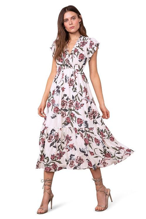 Elegant Domain Midi Dress - BB Dakota