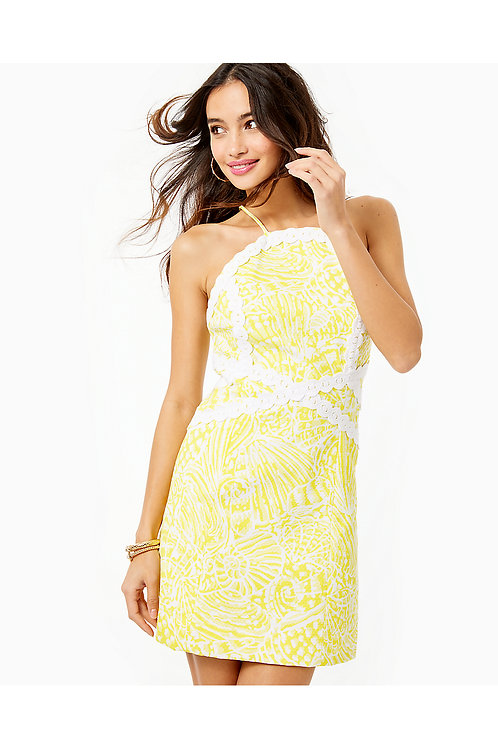 Pearl Stretch Shift Dress - Lilly Pulitzer