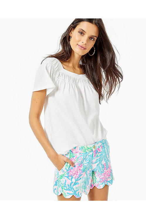 """5"""" Buttercup Stretch Short - Lilly Pulitzer"""