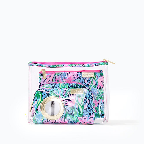 Astwood Pouch Set - Lilly Pulitzer