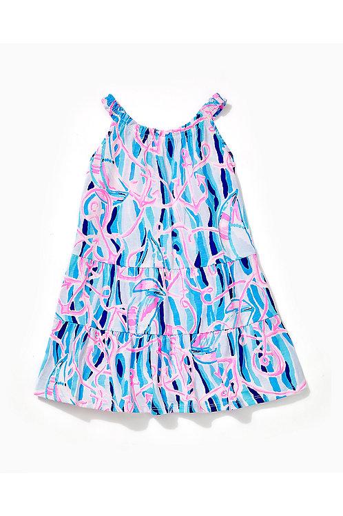 Girls Mini Loro Dress - Lilly Pulitzer