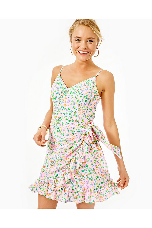 Alisa Wrap Dress - Lilly Pulitzer