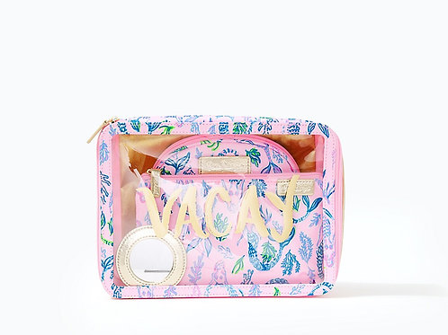 Sarai Pouch Set - Lilly Pulitzer