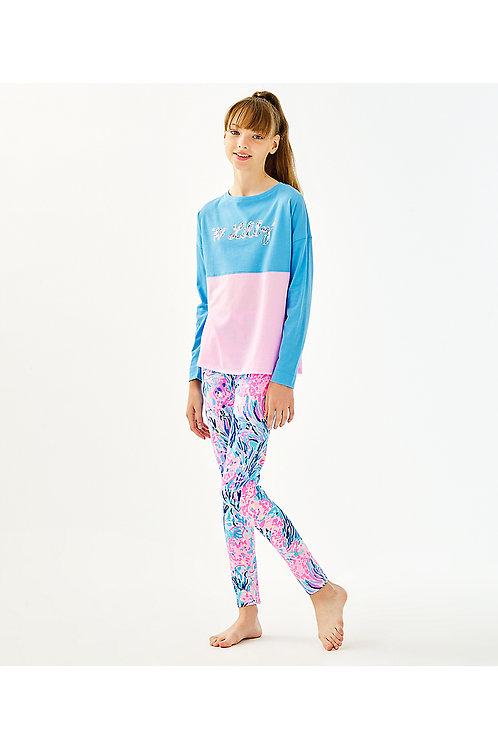 Girls Mini Finn Top - Lilly Pulitzer