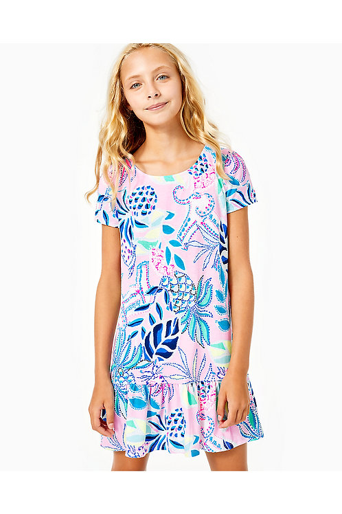 Girls Emina Dress - Lilly Pulitzer