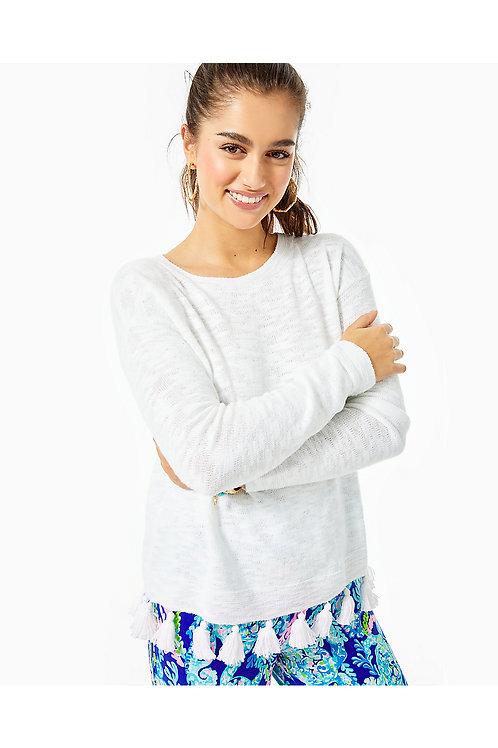 Athea Tassel Sweater - Lilly Pulitzer