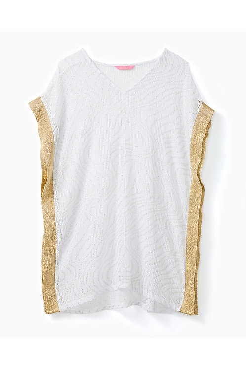 Ellio Mesh Cover-Up - Lilly Pulitzer