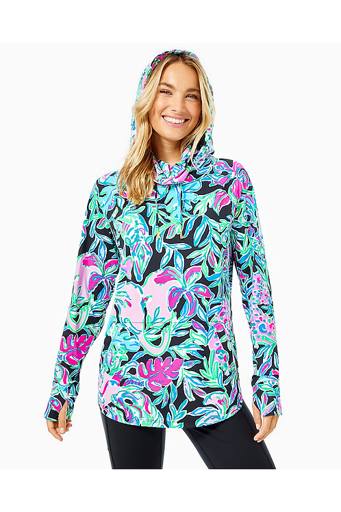 UPF 50+ ChillyLilly Lilblock Popover - Lilly Pulitzer