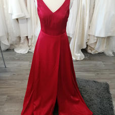 Sophisticated in red