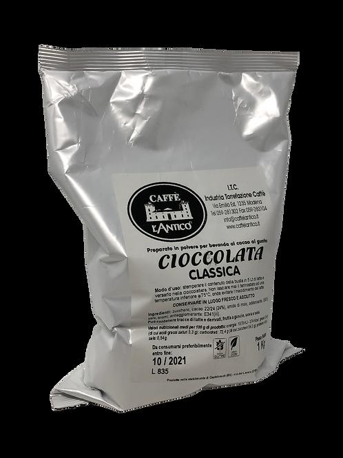 Hot Chocolate 1 Kilogram (2.2 pounds)