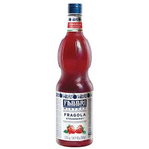 Strawberry Mixybar Syrup