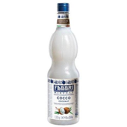 Coconut Mixybar Syrup